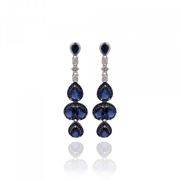 Vintage Classic Earring 5296E-BS