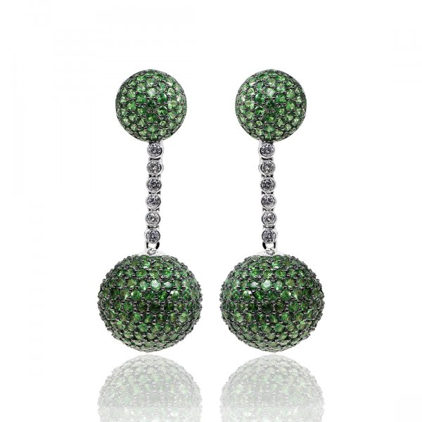 Celebrity Earring E0254-SEMI
