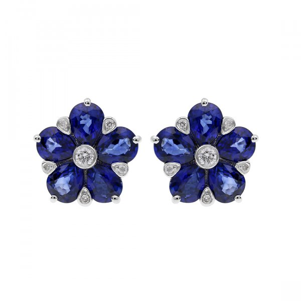 Vintage Classic Earring E1386-BS