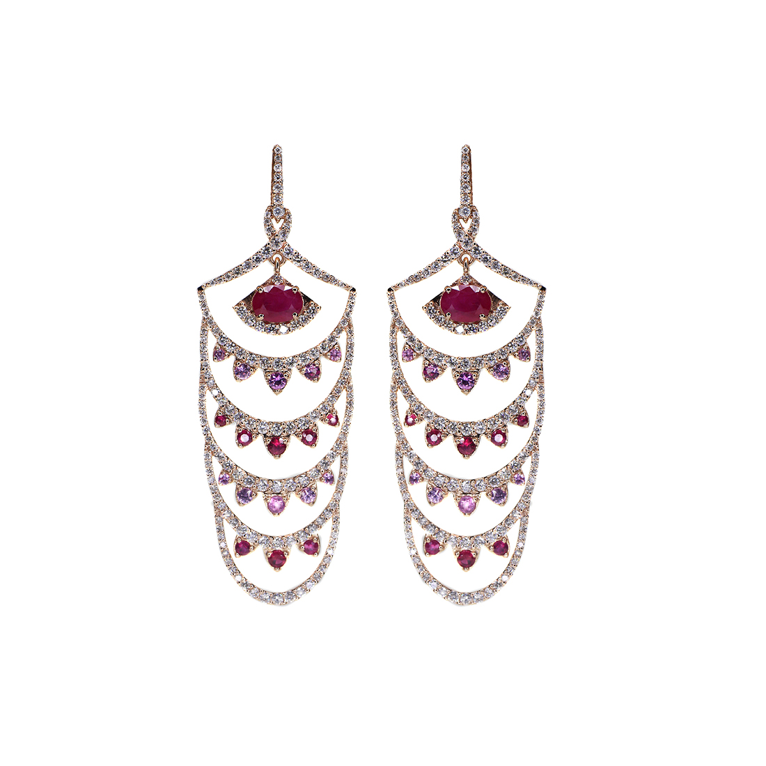Celebrity Earring E1648-MS