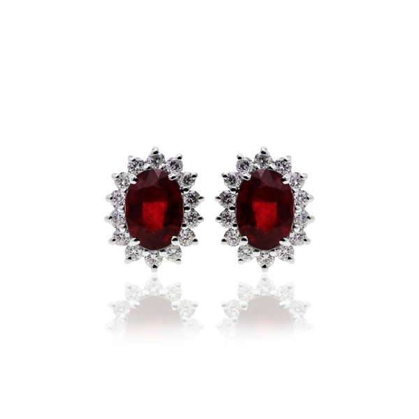 Vintage Classic Earring E1688-RB