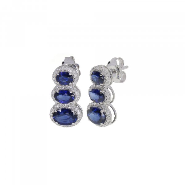 Vintage Classic Earring E1698-BS