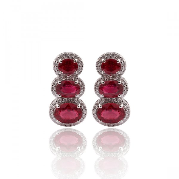 Vintage Classic Earring E1698-RB