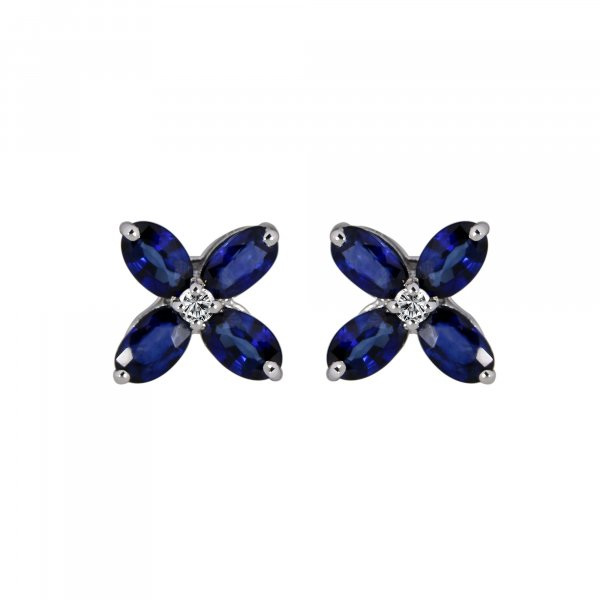 Vintage Classic Earring E1721-BS