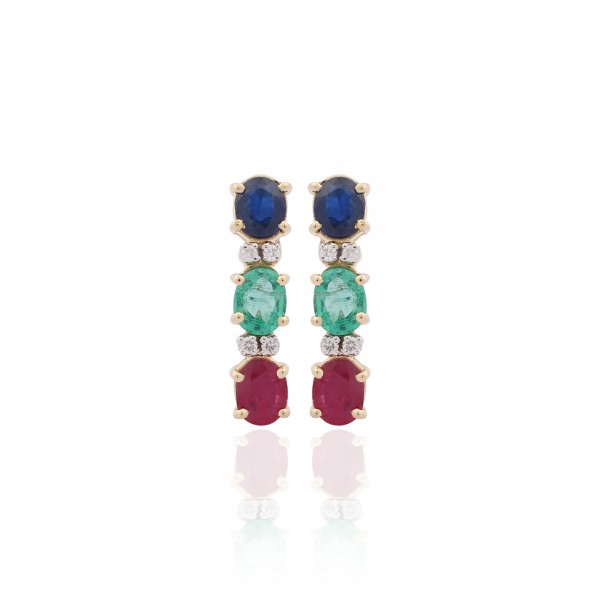 Vintage Classic Earring E1739-MIX