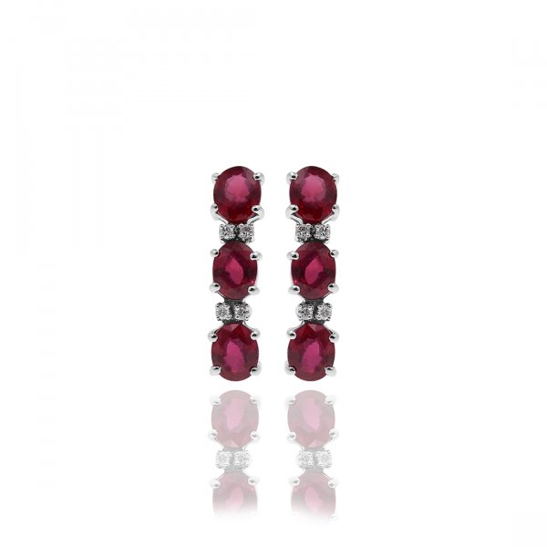 Vintage Classic Earring E1739-RB