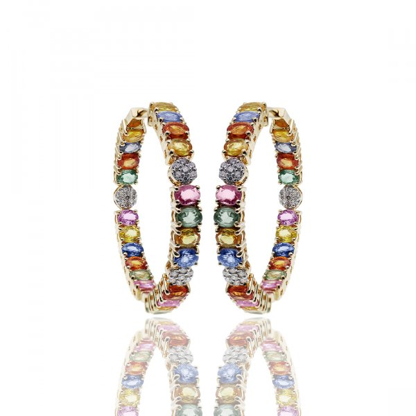 Spring Collection Earring E1781-MS