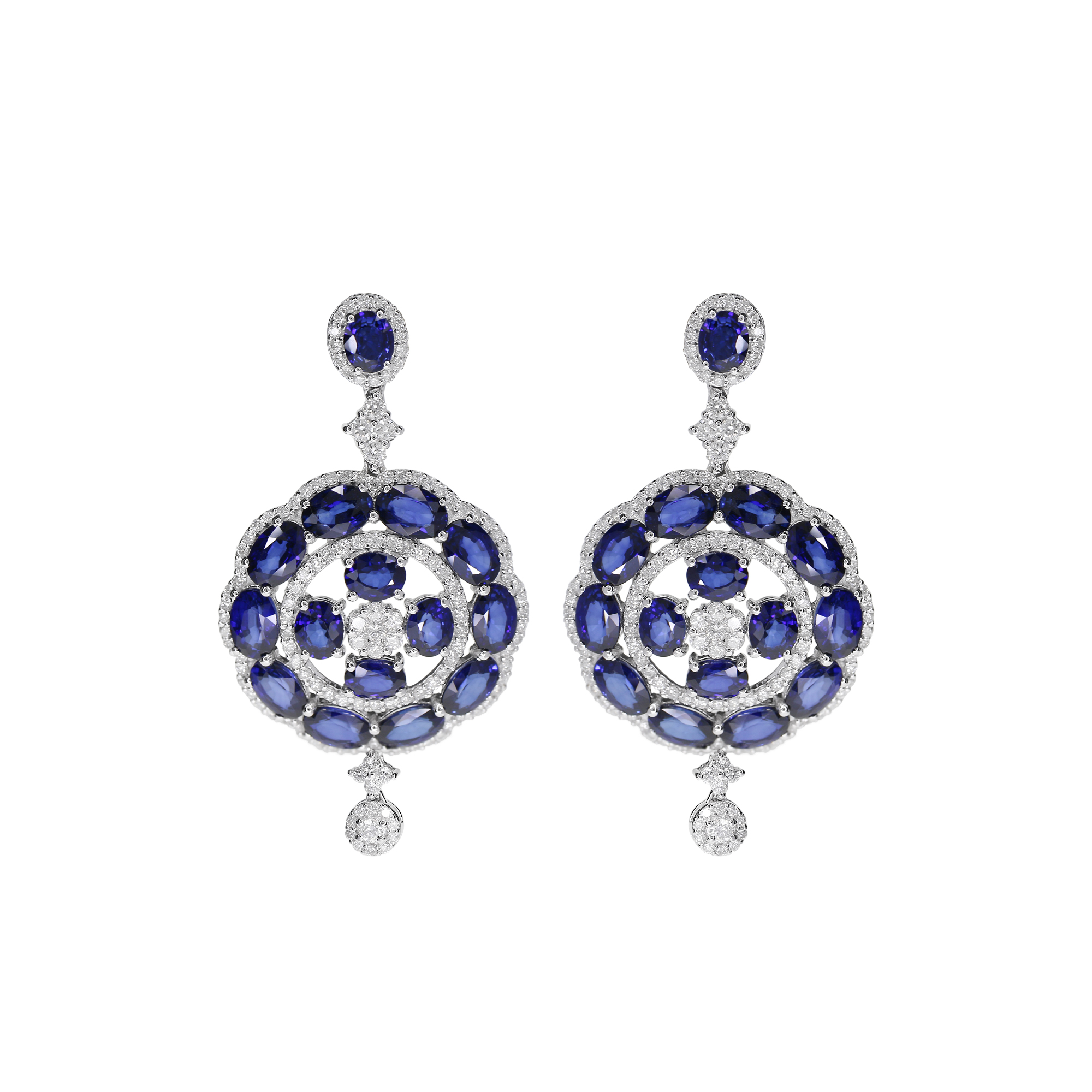 Celebrity Earring E1810-BS