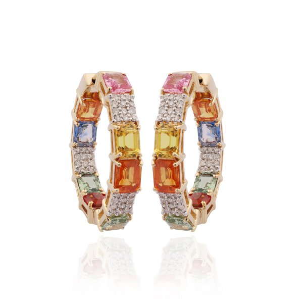 Spring Collection Earring E1828-MS