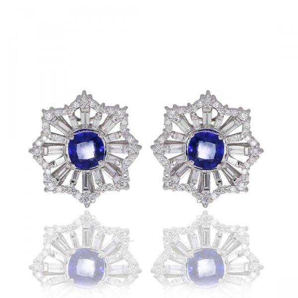 Vintage Classic Earring E1841-BS