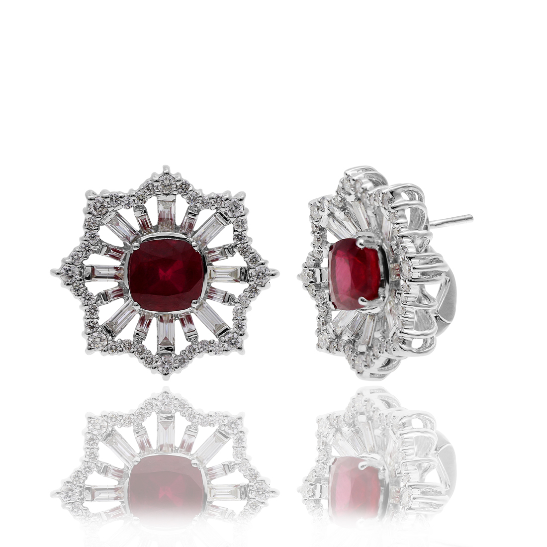 Vintage Classic Earring E1841-RB