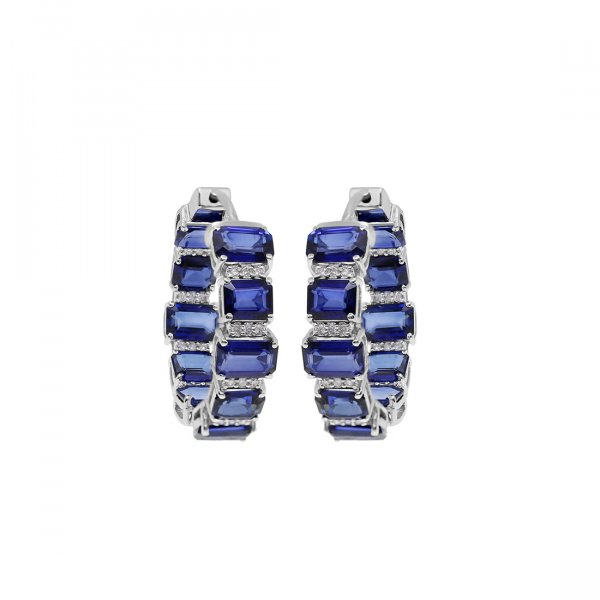 Celebrity Earring E1852-BS