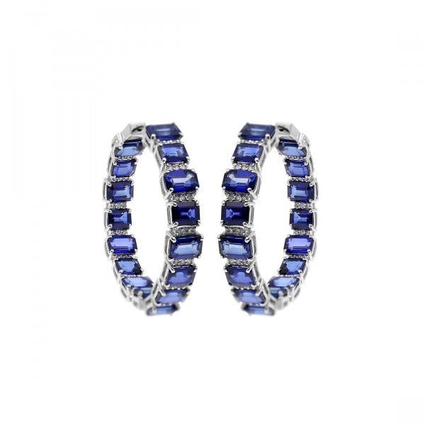 Celebrity Earring E1853-BS