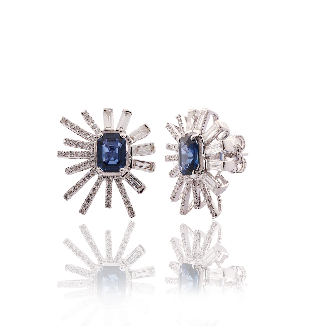 Celebrity Earring E1869-BS