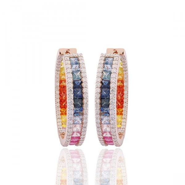 Spring Collection Earring E1907-MS