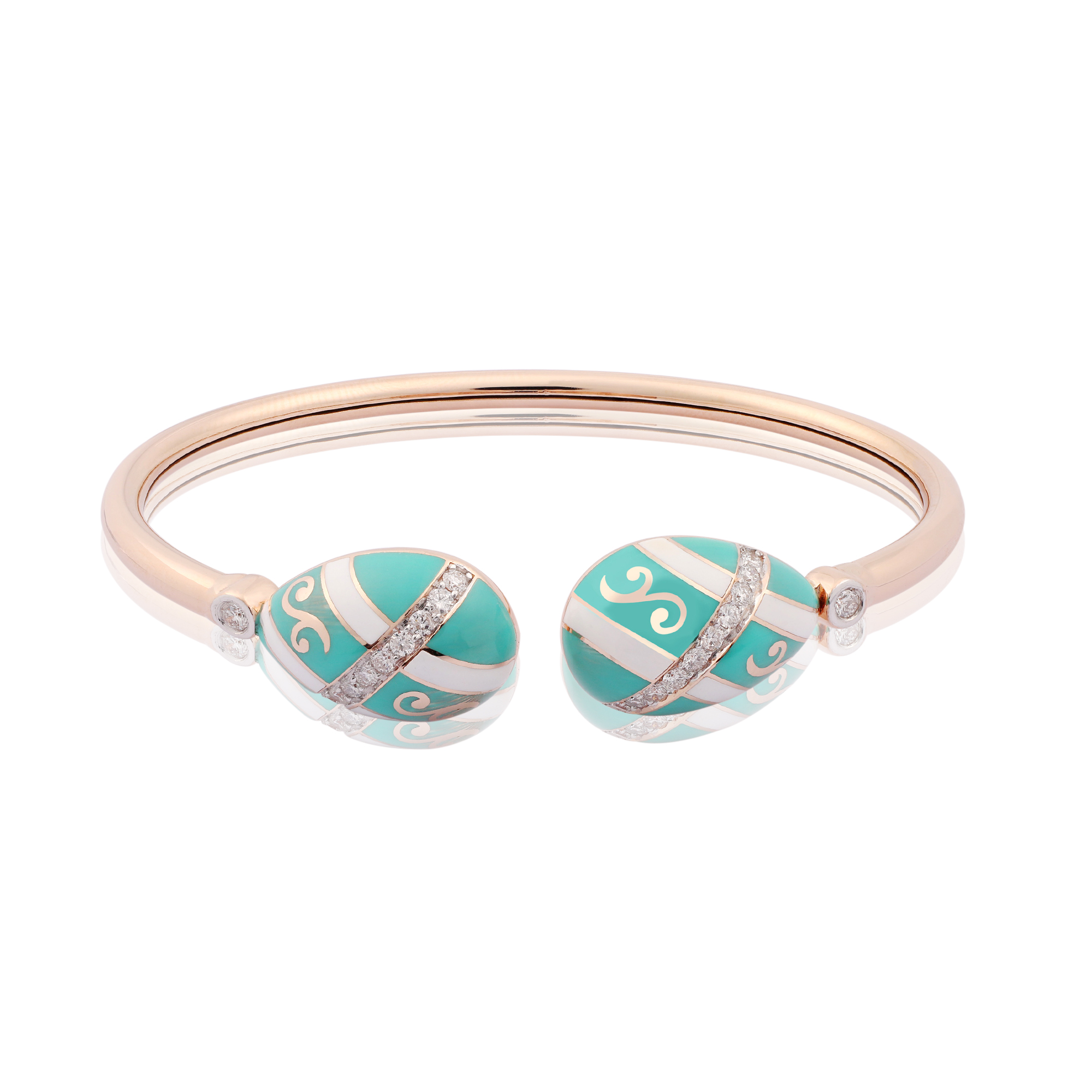 Cloisonné Collection Bracelet MN100B-7