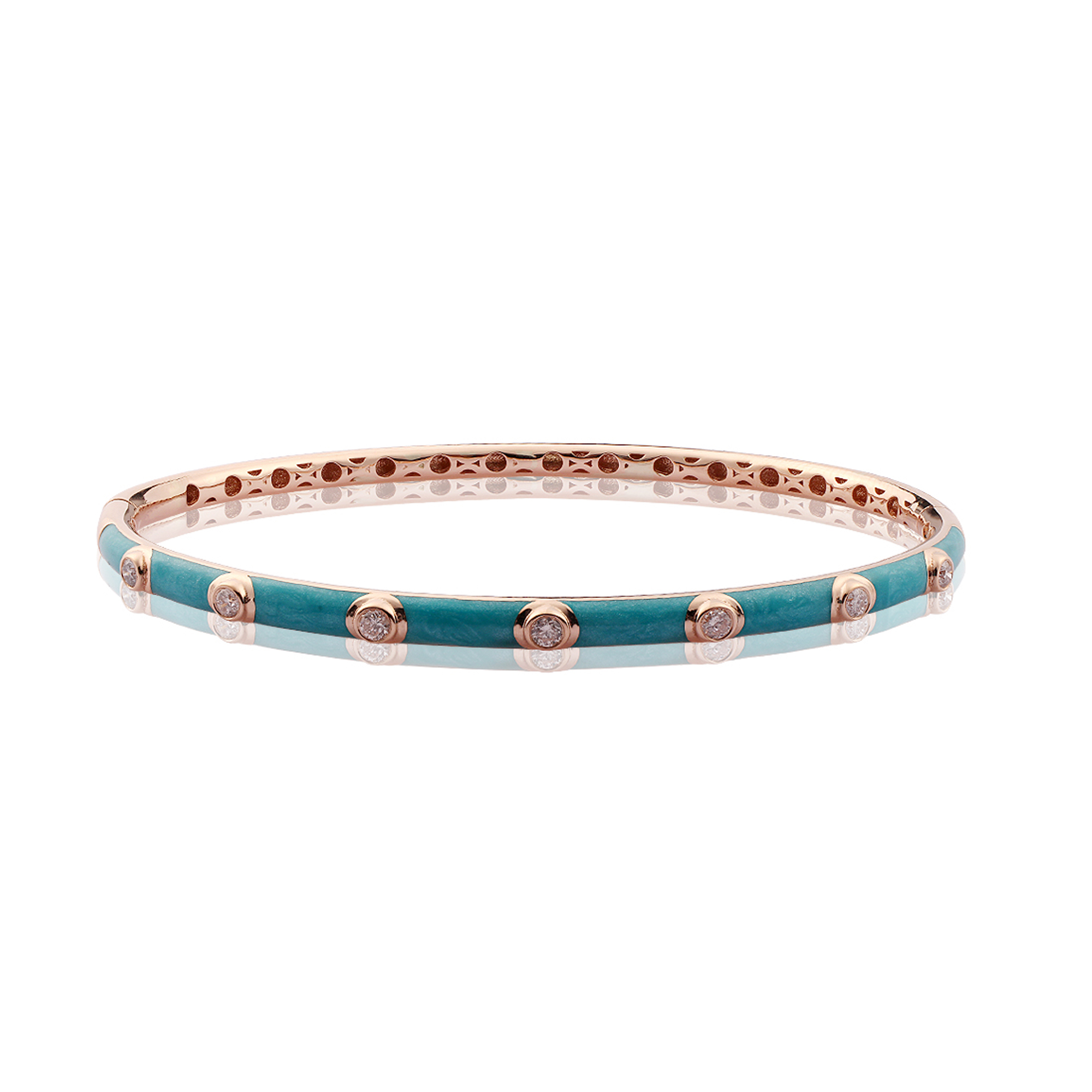 Cloisonné Collection Bracelet MN107b-10