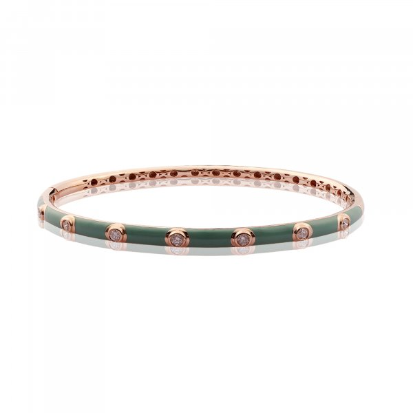 Cloisonné Collection Bracelet MN107b-25