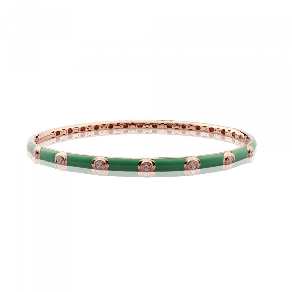 Cloisonné Collection Bracelet MN107b-26