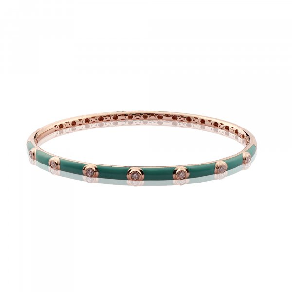 Cloisonné Collection Bracelet MN107b-5