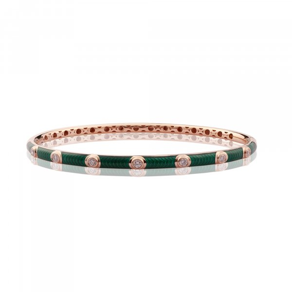 Cloisonné Collection Bracelet MN107b-6