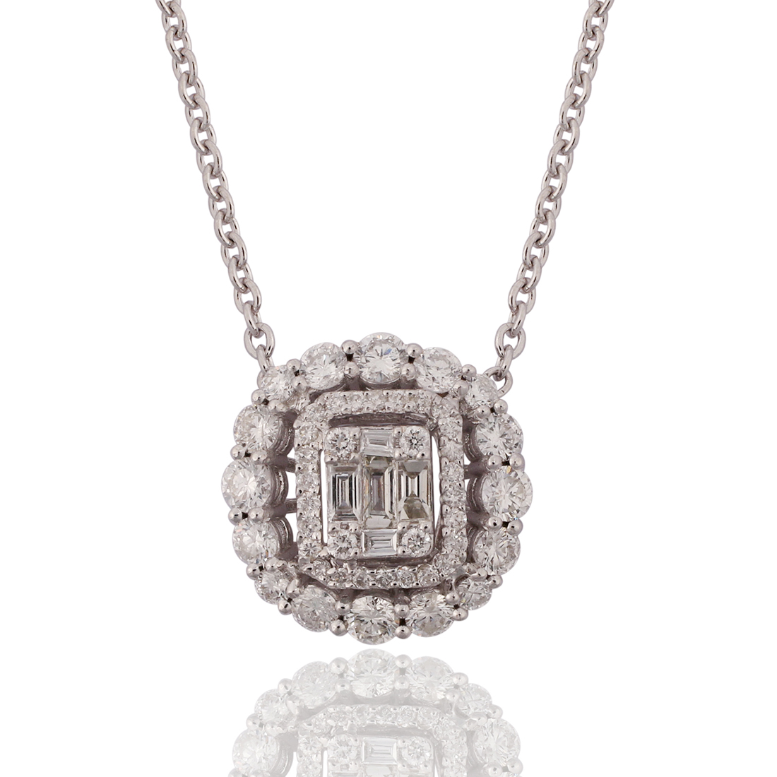 Mystery-1933 Pendant With Chain MR-235M
