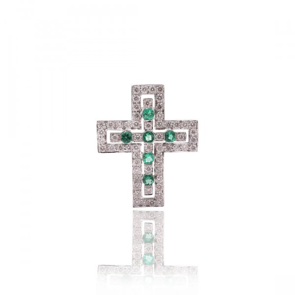 Holy Collection Pendant P0439-EM