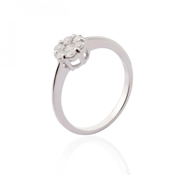 Fiorlini Diamond Ring PSR0002