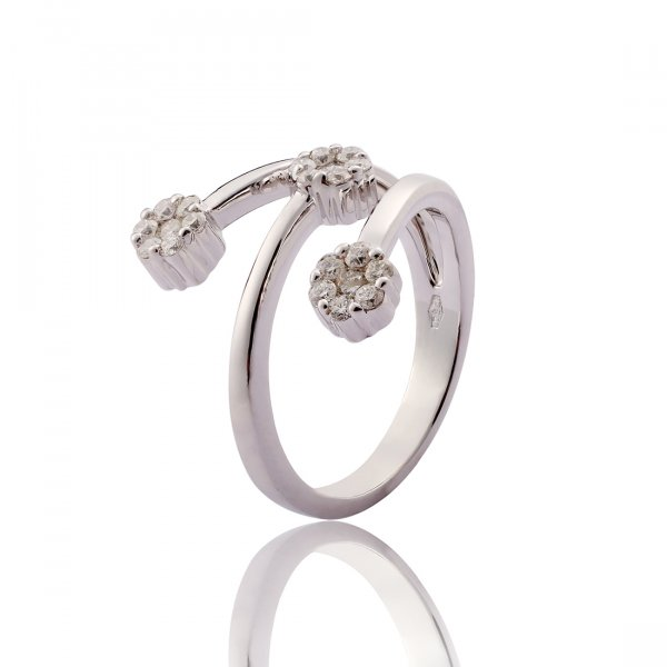 Fiorlini Diamond Ring PSR0016