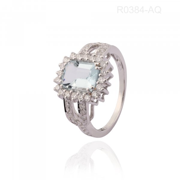 Vintage Classic Ring R0384-SEMI