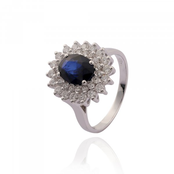 Vintage Classic Ring R0751-BS