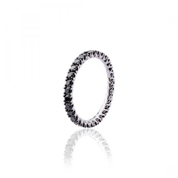 Forever Eternity Ring R0769-BL