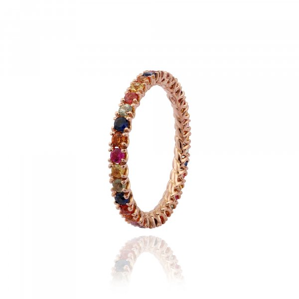 Forever Eternity Ring R0769-MIX
