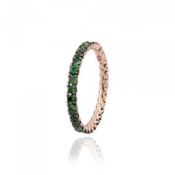 Forever Eternity Ring R0769-SEMI