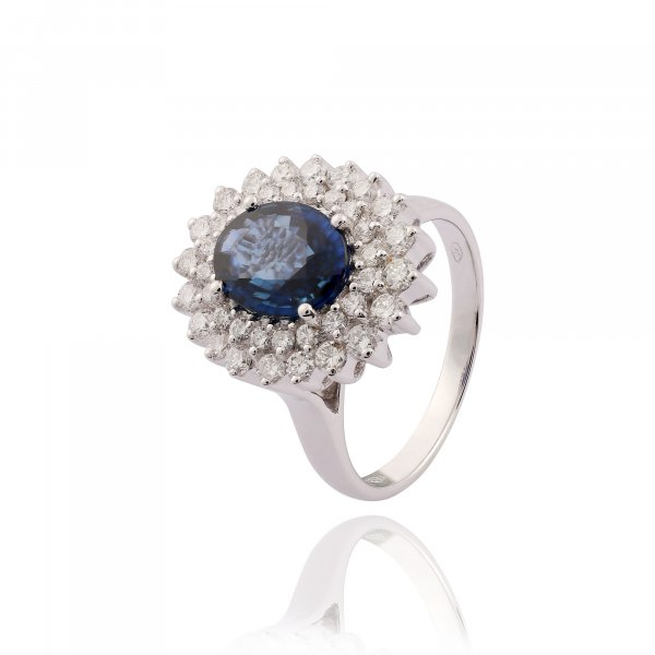 Vintage Classic Ring R1023-BS