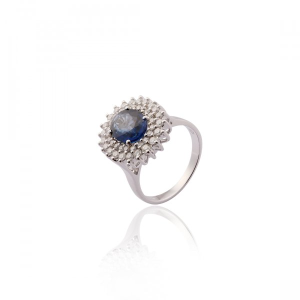 Vintage Classic Ring R1137-BS