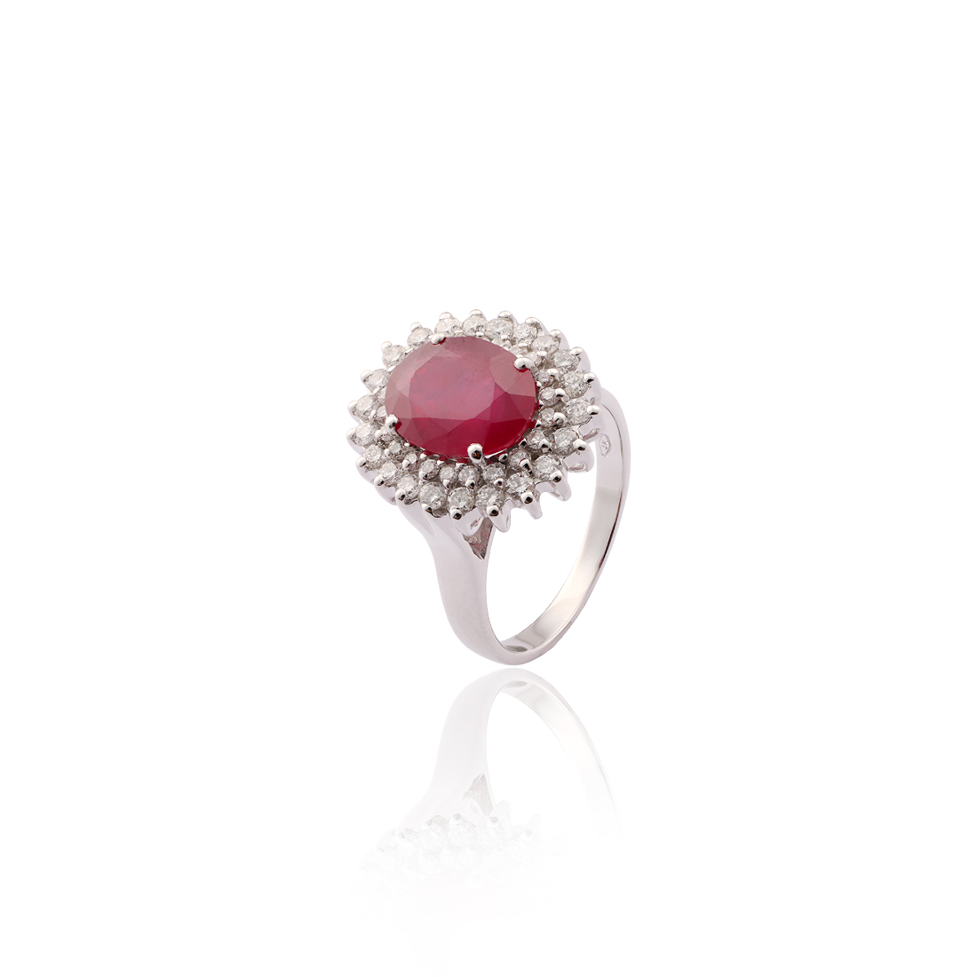 vintage Classic Ring R1137-RB
