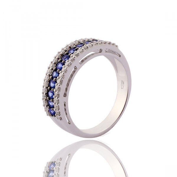 Vintage Classic Ring R1913-BS