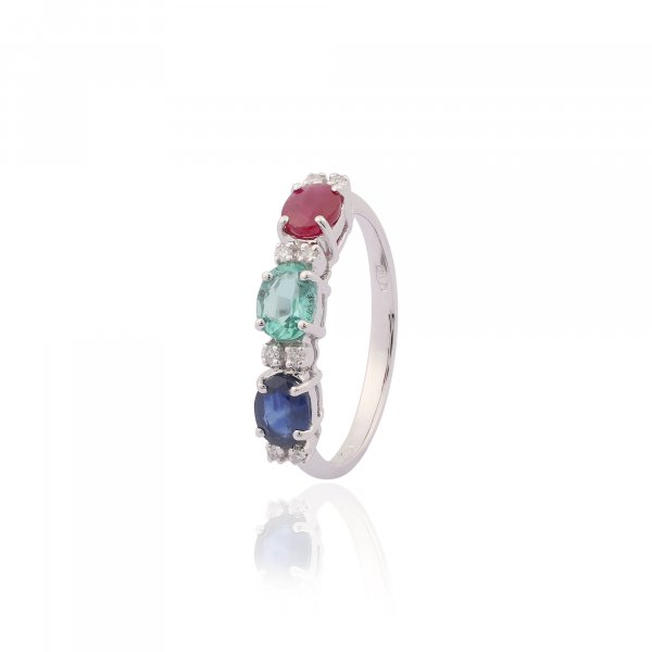 Vintage Classic Ring R2280-MIX