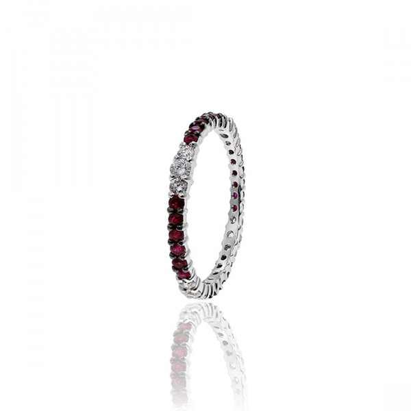 Forever Eternity Ring R2310-NRB
