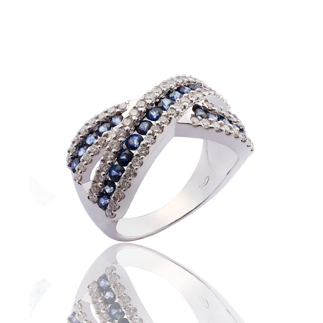 Vintage Classic Ring R2358-BS