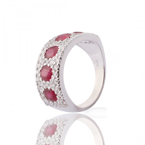 Vintage Classic Ring R2361-RB
