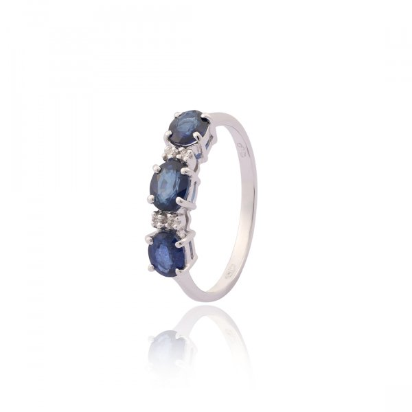 Vintage Classic Ring R2398-BS