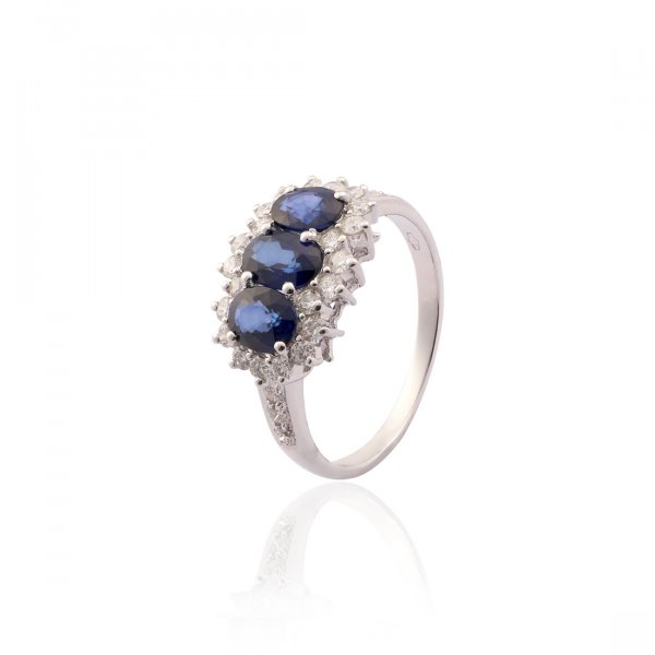 Vintage Classic Ring R2421-BS