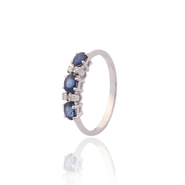 Vintage Classic Ring R2517-BS