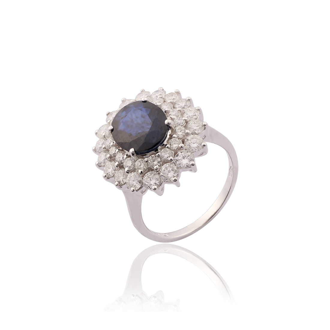 Vintage Classic Ring R2531-BS