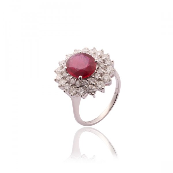 Vintage Classic Ring R2531-RB