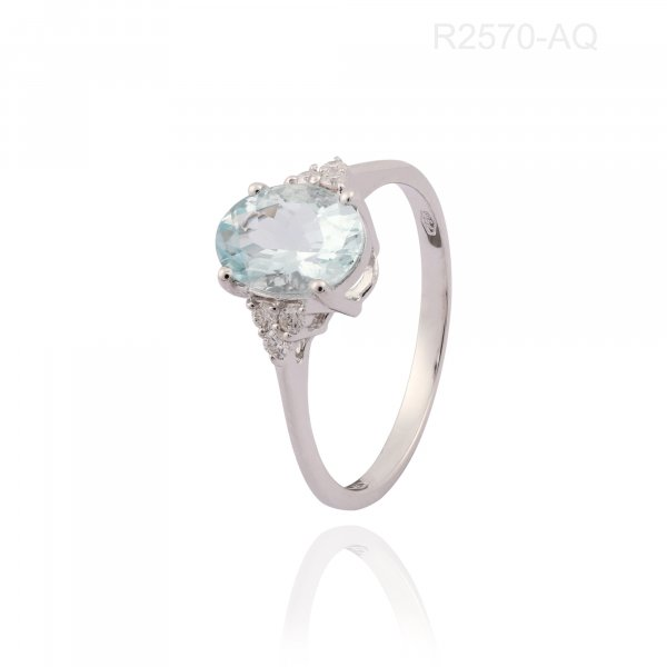 Vintage Classic Ring R2570-SEMI