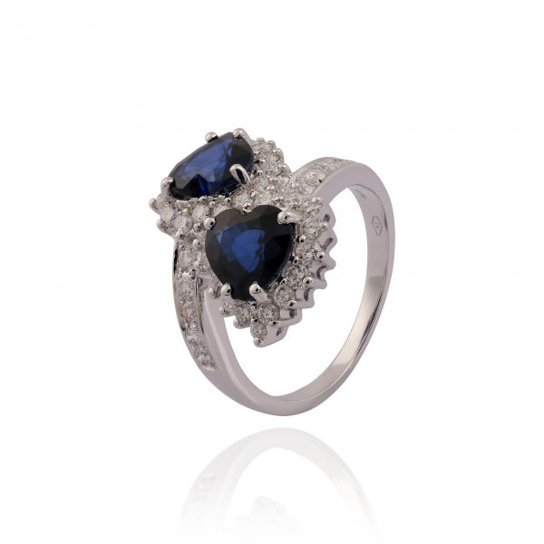 Vintage Classic Ring R2572-BS