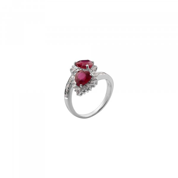 Vintage Classic Ring R2572-RB